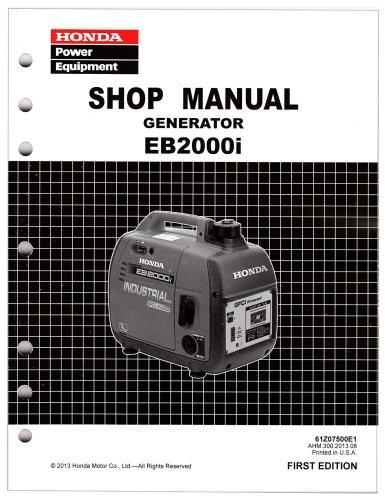 Honda Generators 2000