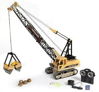 amazoncom hobby engine premium label crawler crane toys