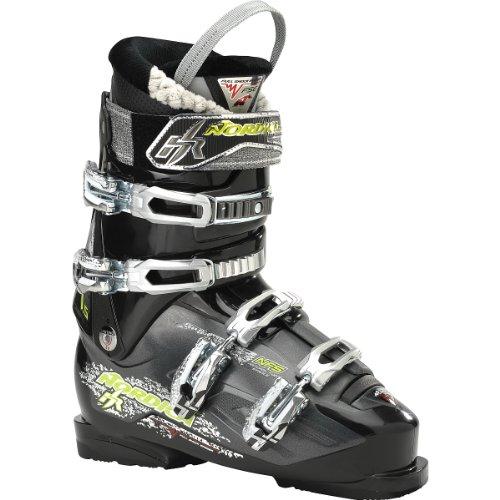 Nordica Hot Rod Tempest Skis Nordica Hot Rod 7 5 Ski Boots