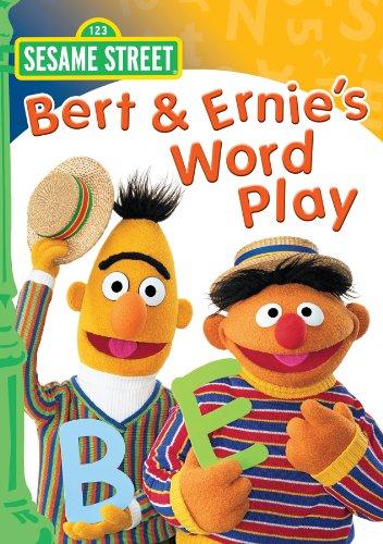 Amazon Com Sesame Street Bert Amp Ernie S Word Play Fran