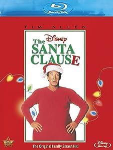 Santa Clause Blu-ray by Walt Disney Home Video