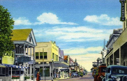 Duval Street, Key West, Florida - Fine-Art Gicl??e