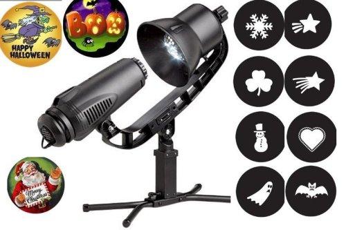 Halloween Christmas Holiday Projector Light Show New 1