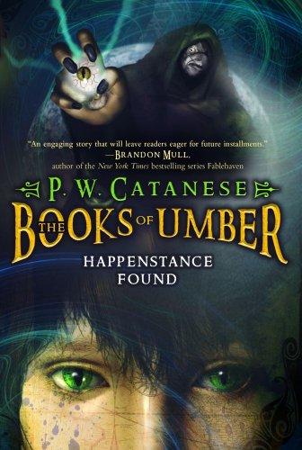 Happenstance Found (Books of Umber Trilogy (Paperback))