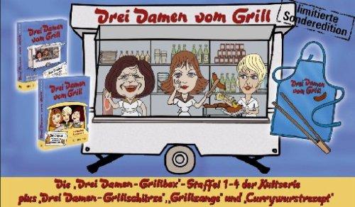 Drei Damen vom Grill - Sonderedition (Staffel 1-4)