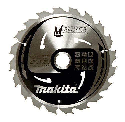 Makita-B-32007-Mak-Force-Kreissgeblatt-165-mm-fr-Hand-und-Tischkreissgen