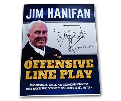 Offensive Line Play by Jim Hanifan (Offensive Football Plays compare prices)