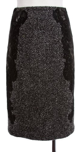 Elie Tahari Black Multi