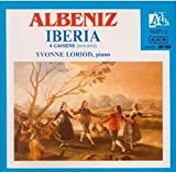 img - for ISAAC ALBENIZ - IBERIA 4 CAHIERS (extraits) - YVONNE LORIOD, piano Import book / textbook / text book
