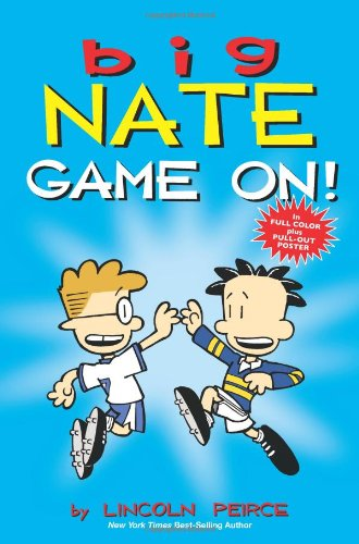 Big Nate: Game On! (Big Nate Game On compare prices)