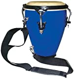 Percussion Plus MC711BL Mini-Conga, Blue