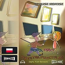 Mors, Pinky i ostatnia przesylka (Szkolny detektyw 5) Audiobook by Dariusz Rekosz Narrated by Piotr Borowski