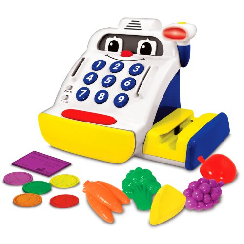 The Learning Journey Shop and Learn Cash Register (Count And Play Cash Register compare prices)