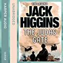The Judas Gate Audiobook by Jack Higgins Narrated by Jonathan Oliver