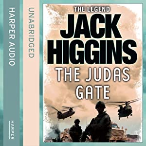 The Judas Gate Audiobook