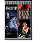 King Kong Double Feature DVD
