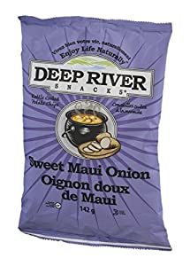 Amazon Com Deep River Snacks Kettle Cooked Potato Chips