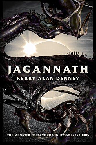 Book: Jagannath by Kerry Alan Denney