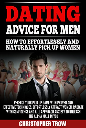 dating advice for men book