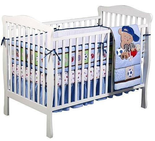 Cool Economical Delta Tyson in Convertible Crib White