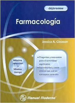 Farmacologia. El Precio Es En Dolares: JESSICA A. GLEASON: Amazon.com