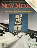 New Mexico Magazine (Route 66 Paved with Memories) February 1989