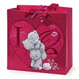 Me to You Tatty Teddy Bear - Large Love or Valentines Day Gift Bag