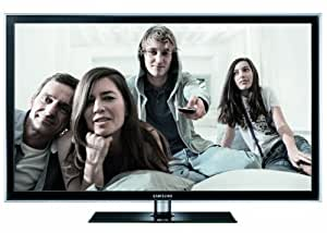 Samsung UE40D6200TSXZG 101 cm (40 Zoll) 3D-LED-Backlight-Fernseher (Full HD, HD Ready bei 3D, 200Hz CMR, DVB-T/C/S2, CI+) schwarz