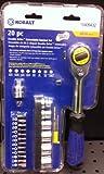 Kobalt Double-drive 20 Pc Set # 0409432