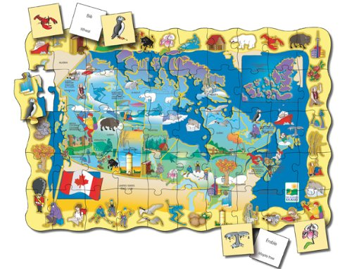 The Learning Journey Puzzle Doubles Find It (Canada)