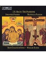 Les 2 Passions : La Passion Selon Saint-Jean & La Passion Selon Saint-Mathieu