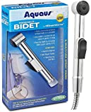 Aquaus Handheld / Hand Held Bidet for Toilet - Made in the USA - NSF Certified - 3 Year Warranty