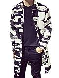 (ネルロッソ) NERLosso メンズ コート ロング ショート メンズコート カジュアル ダウン ビジネス XXL cmh2435