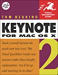 Keynote 2 for MAC OS X (Visual QuickS...