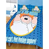 Family Guy Drink Design Quilt/Duvet Cover and Pillow Case Set