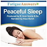 Fatigue Answers Sleep Better Tonight! For Insomnia and Sleep Problems - Guaranteed Risk-Free 90 Day Trial! (Audio CD)