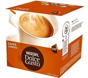 NESCAFÉ Dolce Gusto Caffé Lungo 16 Capsules