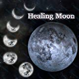 LED Home Wall Night Healing Moon Light Lamp with Remote Control