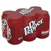 Dr Pepper (6x330ml) Drコショウ( 6X330Ml )