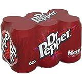 Dr Pepper (6X330Ml)