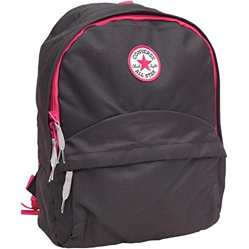 Converse Girls Rucksack Jet Black bag for school