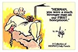 Herman, You Were a Much Stronger Man on Our First Honeymoon (0836211170) by Unger, Jim