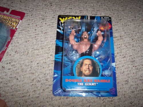 Giant (Double Axe Handle) from Wrestling - WCW (San Francisco) Action Figure