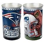 NFL Wastebasket New England Patriots