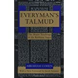 Everyman's Talmud: The Major Teachings of the Rabbinic Sages ~ A. Cohen