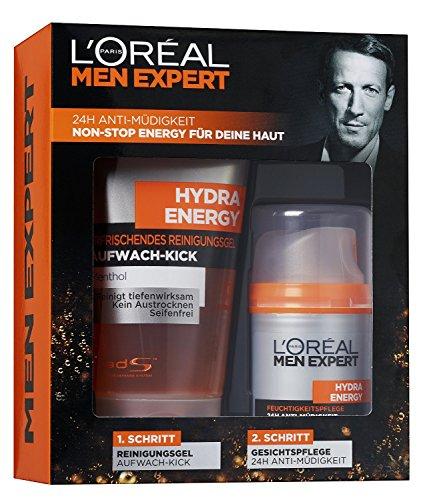 loreal-men-expert-geschenkset-hydra-energy-pflegeset-inkl-hydra-energy-erfrischendem-reinigungsgel-a