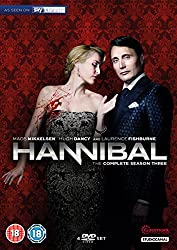 Hannibal Season 3 [DVD]