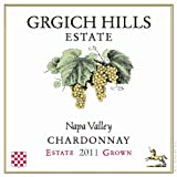 2011 Grgich Hills Estate Napa Valley Chardonnay 750 mL