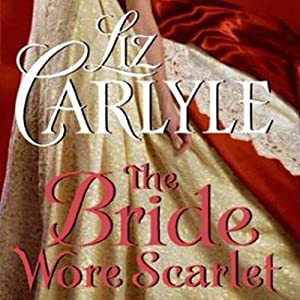 The Bride Wore Scarlet | [Liz Carlyle]