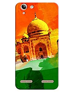 FurnishFantasy 3D Printed Designer Back Case Cover for Lenovo Vibe K5